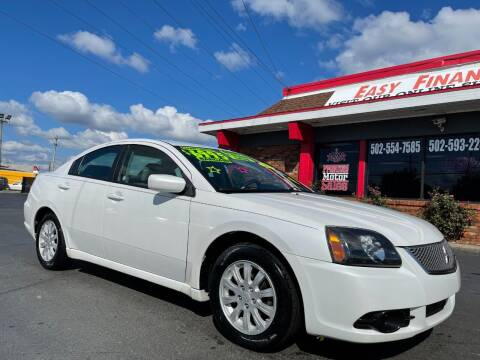 2011 Mitsubishi Galant for sale at Premium Motors in Louisville KY