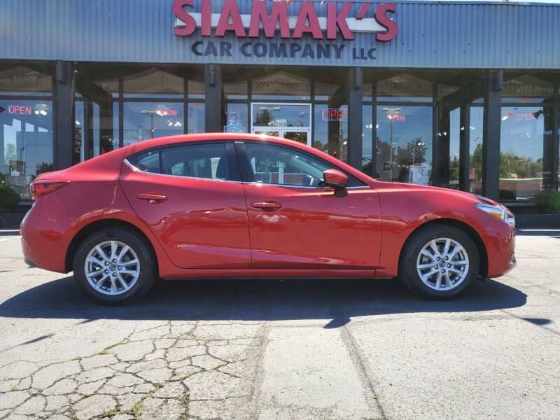 2017 Mazda MAZDA3 for sale at Siamak's Car Company llc in Salem OR