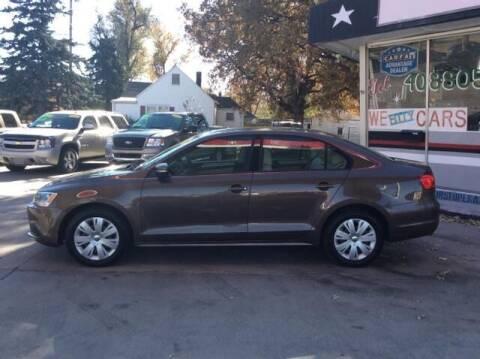 2012 Volkswagen Jetta for sale at Harrison Family Motors in Topeka KS
