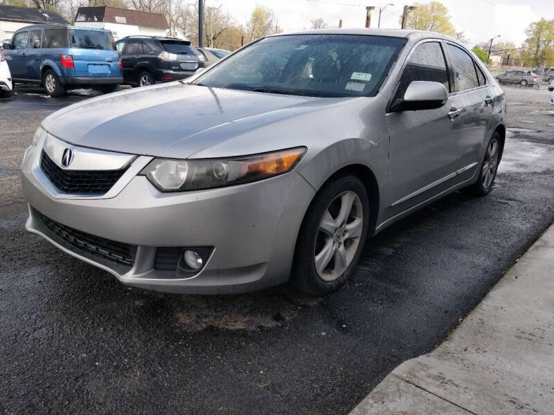 2010 Acura TSX for sale at The Car Cove, LLC in Muncie IN