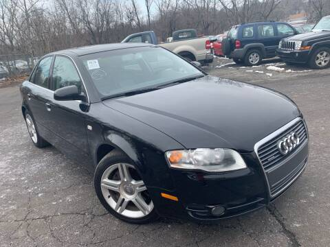 2007 Audi A4 for sale at Trocci's Auto Sales in West Pittsburg PA
