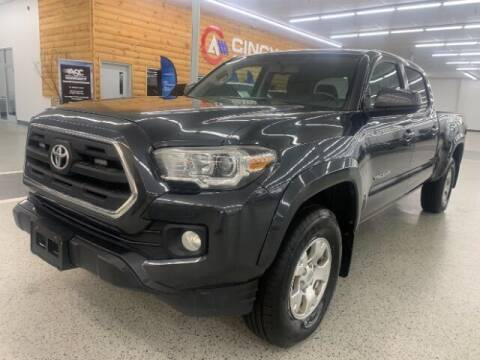 2016 Toyota Tacoma for sale at Dixie Imports in Fairfield OH