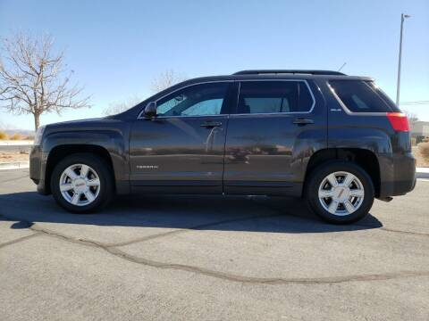 2013 GMC Terrain for sale at RAFIKI MOTORS in Henderson NV