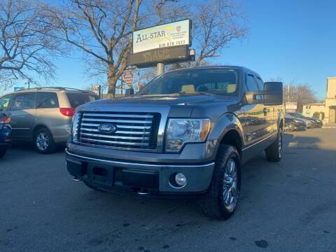 2010 Ford F-150 for sale at All Star Auto Sales and Service LLC in Allentown PA