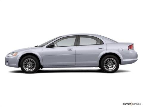 2006 Chrysler Sebring for sale at CHAPARRAL USED CARS in Piney Flats TN