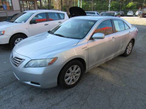 2007 Toyota Camry Hybrid for sale at King of Auto in Stone Mountain GA