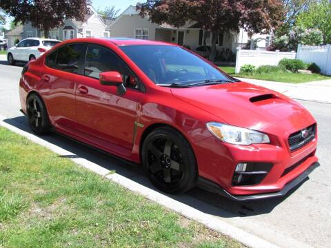 2016 Subaru WRX for sale at First Choice Automobile in Uniondale NY