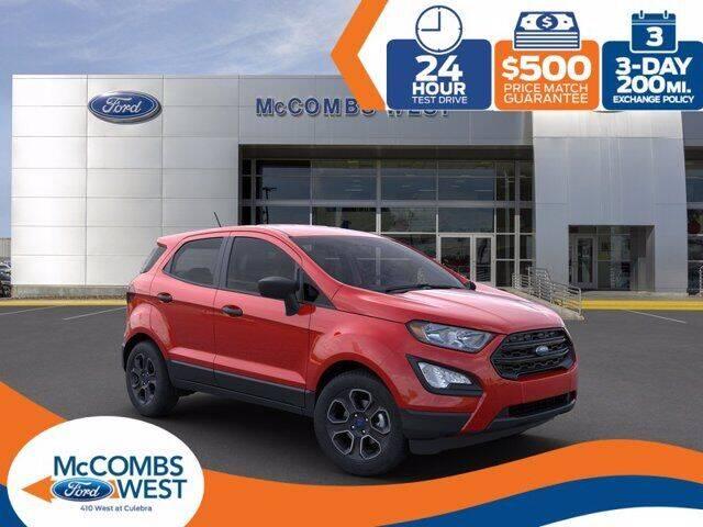 2021 Ford EcoSport for sale in San Antonio, TX