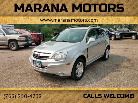 2009 Saturn Vue for sale at Marana Motors in Princeton MN