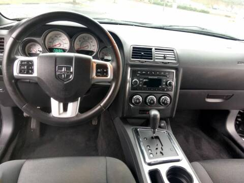 2012 Dodge Challenger for sale at Alfa Auto Sales in Raleigh NC