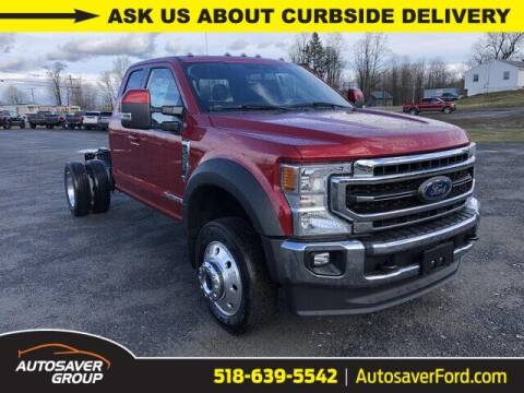 2020 Ford F-450 Super Duty for sale at Autosaver Ford in Comstock NY