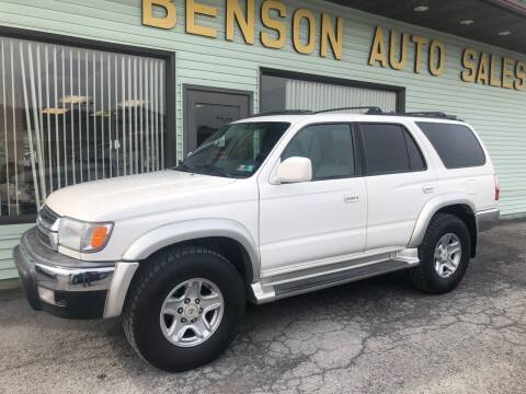 2002 Toyota 4Runner for sale at Superior Auto Sales in Duncansville PA