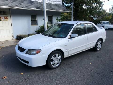 2002 Mazda Protege for sale at 22nd ST Motors in Quakertown PA