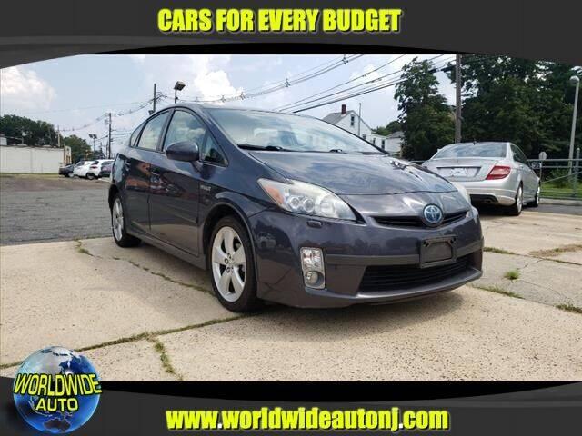 2010 Toyota Prius for sale at Worldwide Auto in Hamilton NJ
