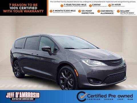 2019 Chrysler Pacifica for sale at Jeff D'Ambrosio Auto Group in Downingtown PA