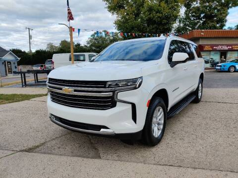 2021 Chevrolet Suburban for sale at Lamarina Auto Sales in Dearborn Heights MI
