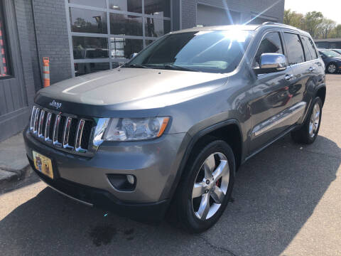 2012 Jeep Grand Cherokee for sale at Champs Auto Sales in Detroit MI