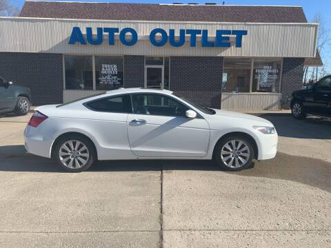 2009 Honda Accord for sale at Truck and Auto Outlet in Excelsior Springs MO