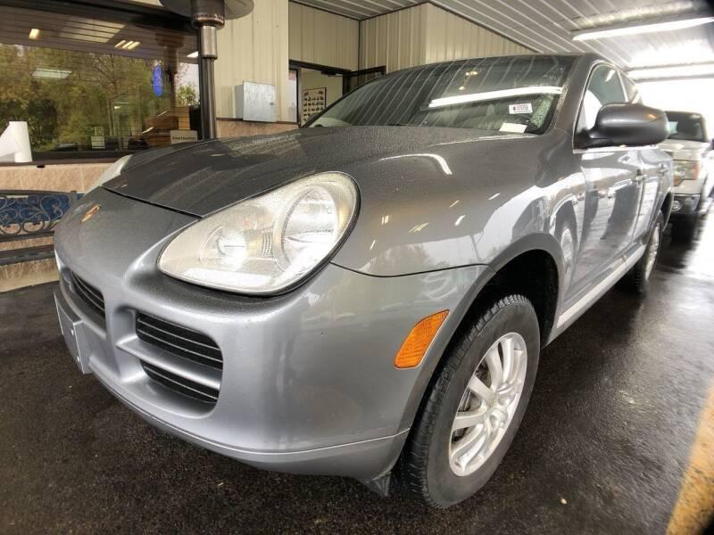 2006 Porsche Cayenne for sale at Cj king of car loans/JJ's Best Auto Sales in Troy MI