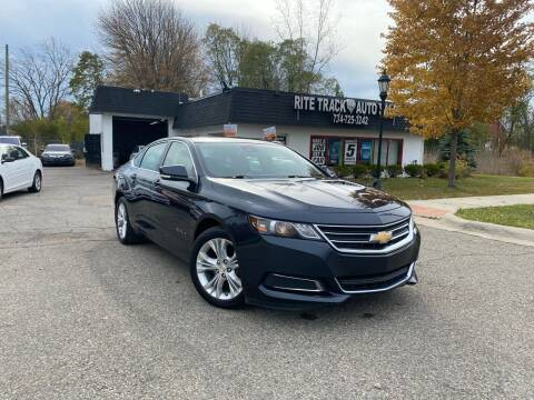 2014 Chevrolet Impala for sale at Rite Track Auto Sales in Canton MI