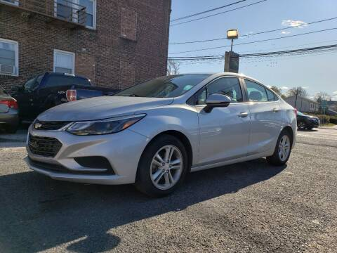 2016 Chevrolet Cruze for sale at Innovative Auto Group in Hasbrouck Heights NJ