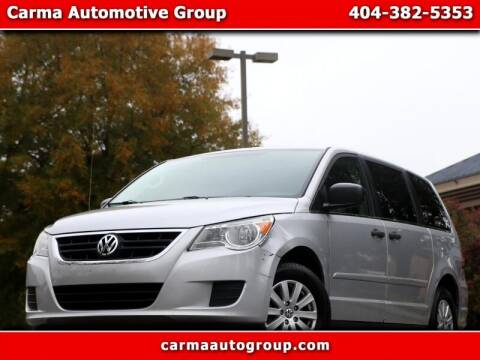 2009 Volkswagen Routan for sale at Carma Auto Group in Duluth GA