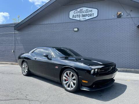 2012 Dodge Challenger for sale at Collection Auto Import in Charlotte NC