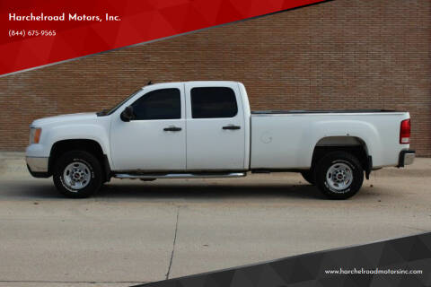 2009 GMC Sierra 2500HD for sale at Harchelroad Motors, Inc. in Imperial NE