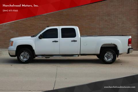 2009 GMC Sierra 2500HD for sale at Harchelroad Motors, Inc. in Imperial NE