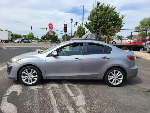 2010 Mazda MAZDA3 for sale at Coast Auto Sales in Buellton CA