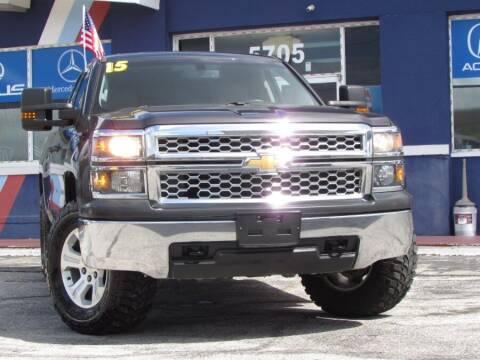 2015 Chevrolet Silverado 1500 for sale at VIP AUTO ENTERPRISE INC. in Orlando FL