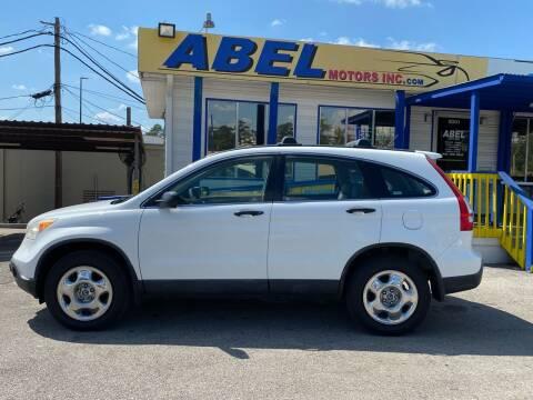 2007 Honda CR-V for sale at Abel Motors, Inc. in Conroe TX
