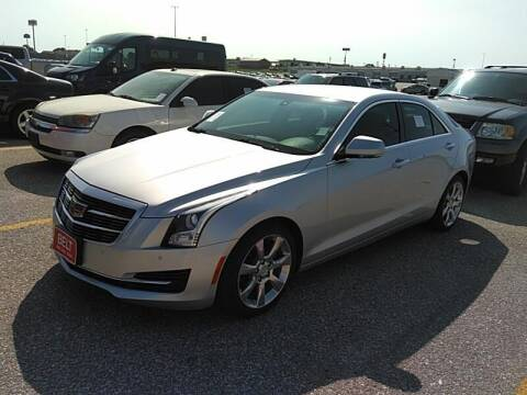 2015 Cadillac ATS for sale at Used Cars Colby in Colby KS