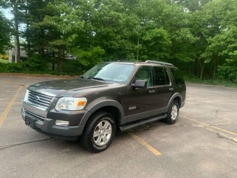 2006 Ford Explorer for sale at Pristine Auto in Whitman MA