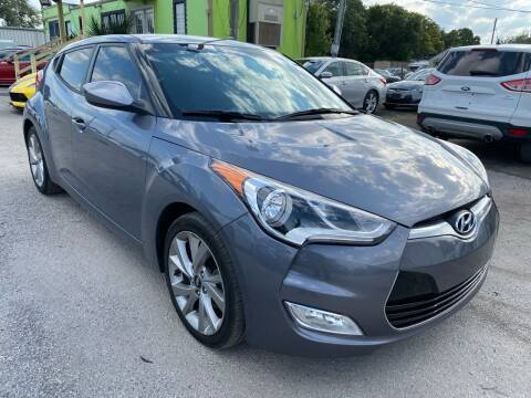2015 Hyundai Veloster for sale at Marvin Motors in Kissimmee FL