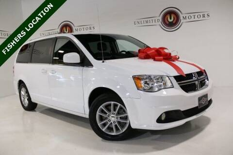 2019 Dodge Grand Caravan for sale at Unlimited Motors in Fishers IN