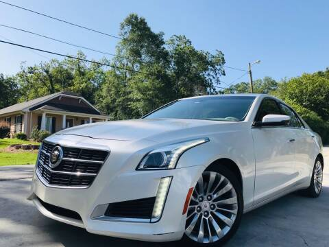 2014 Cadillac CTS for sale at Cobb Luxury Cars in Marietta GA