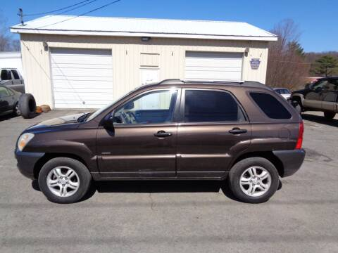 2005 Kia Sportage for sale at On The Road Again Auto Sales in Lake Ariel PA