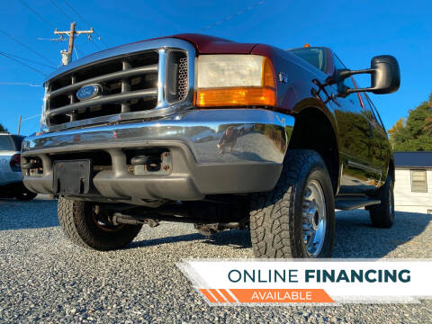 2000 Ford F-250 Super Duty for sale at Prime One Inc in Walkertown NC