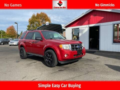 2011 Ford Escape for sale at Cars To Go in Portland OR