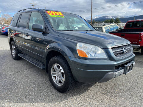 2003 Honda Pilot for sale at Low Auto Sales in Sedro Woolley WA