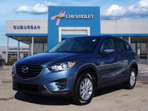 2016 Mazda CX-5 for sale at Suburban Chevrolet of Ann Arbor in Ann Arbor MI