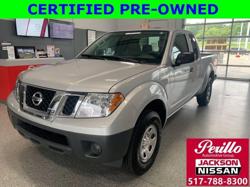2019 Nissan Frontier for sale in Jackson, MI
