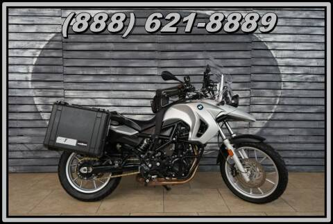 2010 BMW F650GS for sale at AZMotomania.com in Mesa AZ