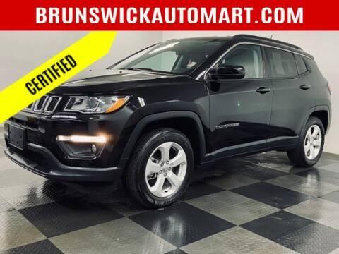 2018 Jeep Compass for sale at Brunswick Auto Mart in Brunswick OH