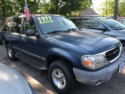 1999 Ford Explorer for sale at Klein on Vine in Cincinnati OH