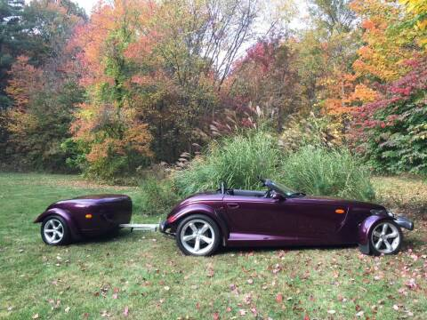 1999 Plymouth Prowler for sale at The Car Store in Milford MA