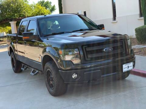 2013 Ford F-150 for sale at Auto King in Roseville CA