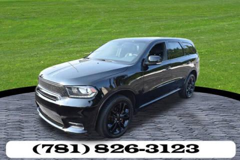 2020 Dodge Durango for sale at AUTO ETC. in Hanover MA