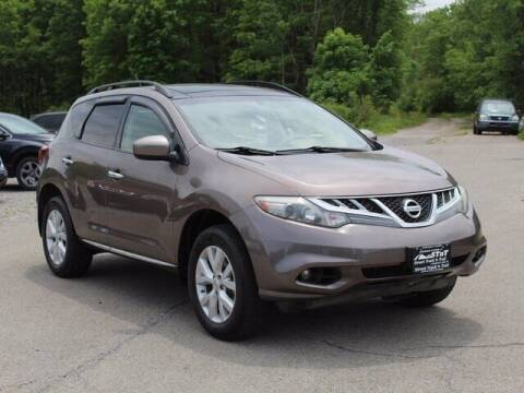 2011 Nissan Murano for sale at Street Track n Trail - Vehicles in Conneaut Lake PA